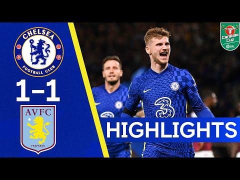 Chelsea 1-1 Aston Villa |  Penalty thriller on the bridge after Werner's header!  |  Reflexes