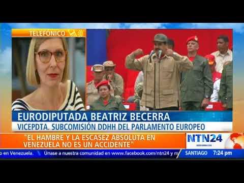 Unión Europea estudia sancionar a nuevos funcionarios venezolanos