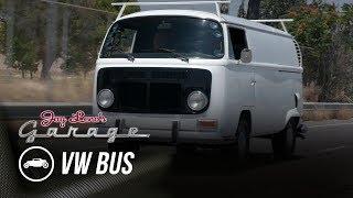 homepage tile video photo for Peter Brock's Hang Glider Transporter VW Bus - Jay Leno's Garage