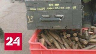 Песков прокомментировал разрешение поставок американского оружия в Сирию