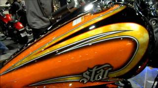 2012 Yamaha V STAR Motorcycle Cruiser Walk Around Video. SEXY Girls Models VLOG