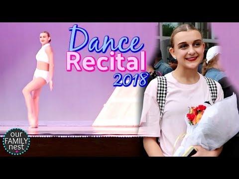 MAJOR SHOE FAIL ON STAGE! FINAL DANCE PERFORMANCE 2018!