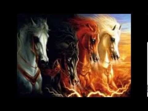 Revelation Chapter 6 The Four Horsemen Explained The Old