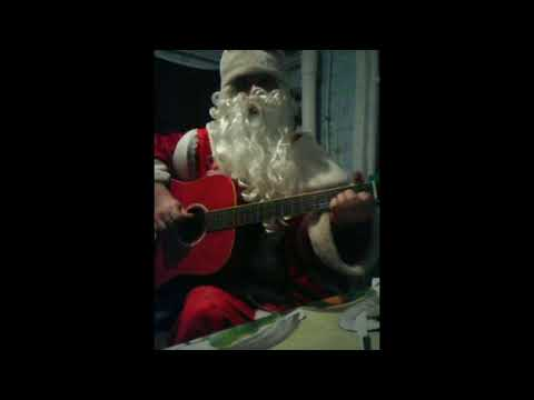 Новый Год 2018! Юмор! Приколы!Смешные Песни под Гитару. Пародии. Попурри Деда Мороза.  Новинка 2018.