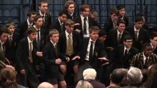 Praise His Holy Name (Keith Hampton) - Brotherhood of St. Laurence's College
