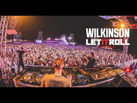 WILKINSON / Let It Roll Open Air 2016 - Main stage