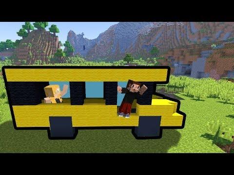 JEDZIEMY NA WYCIECZKĘ! - Minecraft | ZIO i AGU