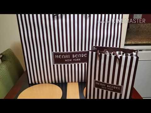 Exploring Other Brands- Henri Bendel Divine Splatter Paint Snake Tote