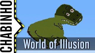 World of Illusion (Illúziók és optikai csalódások a Minecraftban)