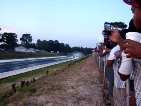 Changin' Lanez @ the Race Track in Fayetteville NC