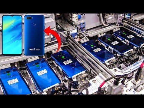 ఫ్యాక్టరీలో వేలాది మొబైల్స్ ఎలా తయారవుతాయి | How Smartphones Are Made in Factory | GVS FACTS
