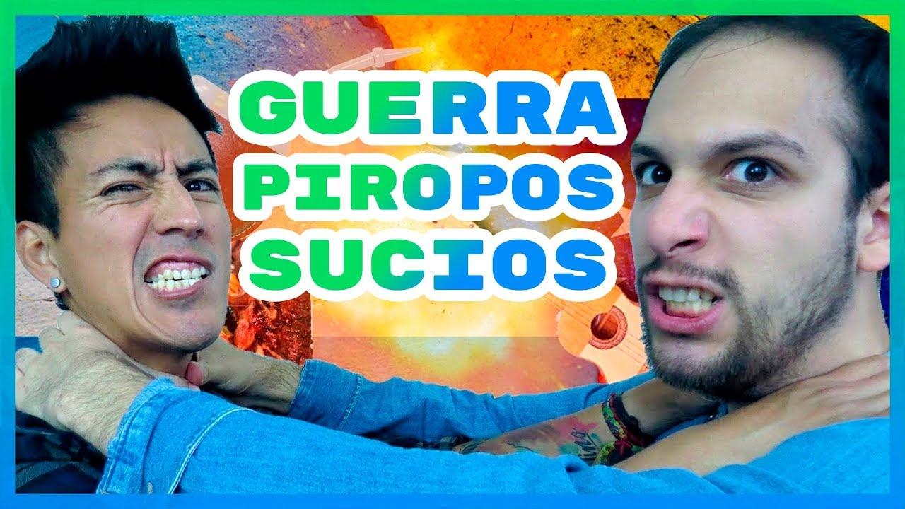 Piropos Venezolanos Vs Argentinos Con Matías Chevero Youtube