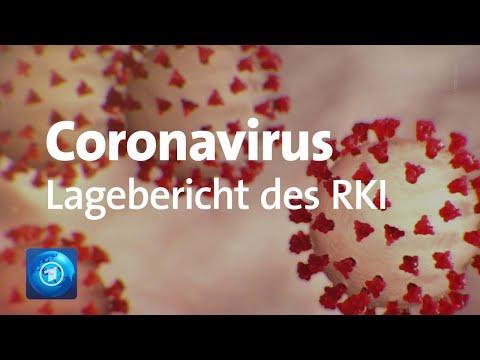 Coronavirus In Deutschland: Lagebericht Des Robert Koch-Instituts, 25.3.2020