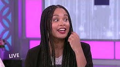 PART ONE: Joy Bryant on Working with 50 Cent and More!