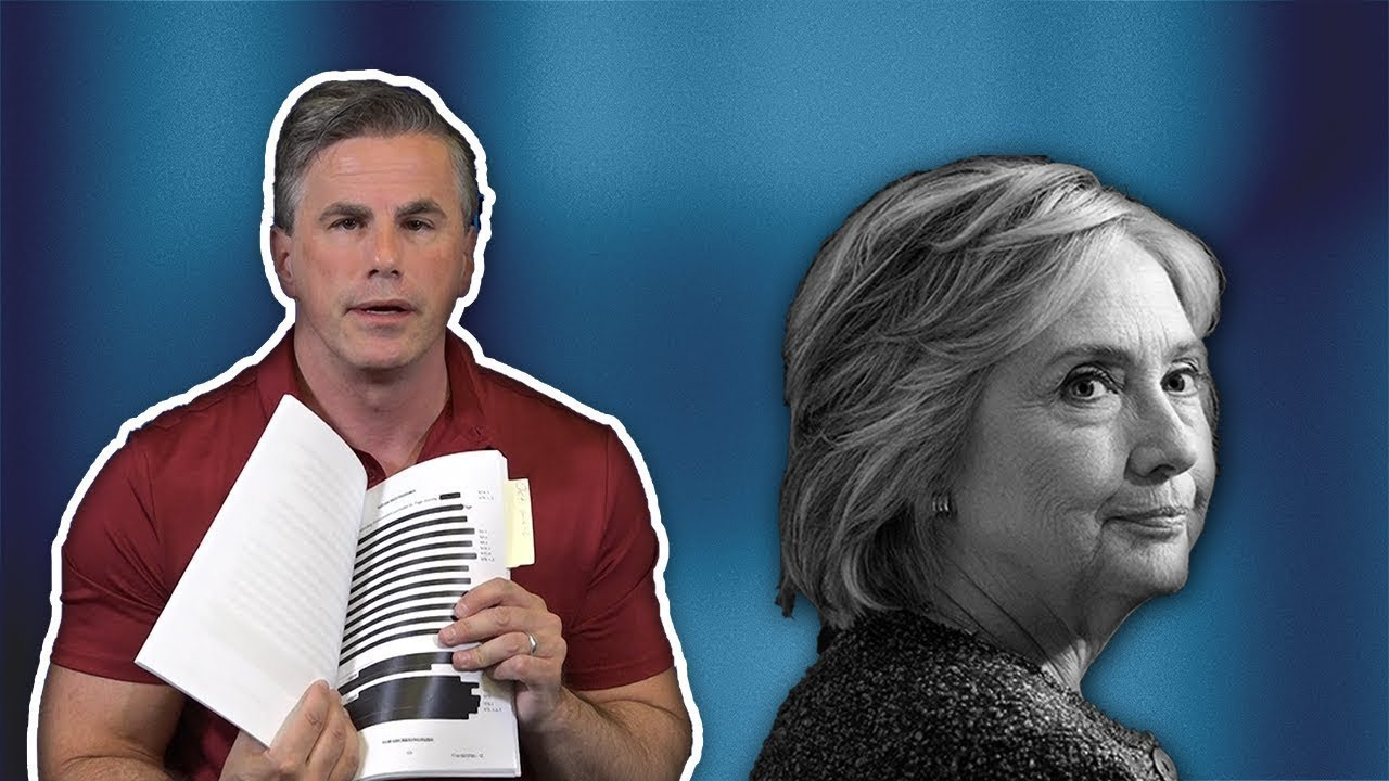 Judicial Watch Tom Fitton - ICYMI: Shady Deals, Cover-Up Between State Department and DOJ over Clint