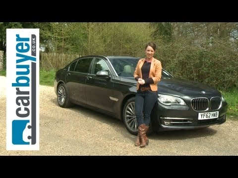 BMW 7 Series saloon 2013 review - CarBuyer