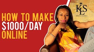 How to Make $1000/Day with High Ticket Commissions Online - Super Affiliate Network Review 2018