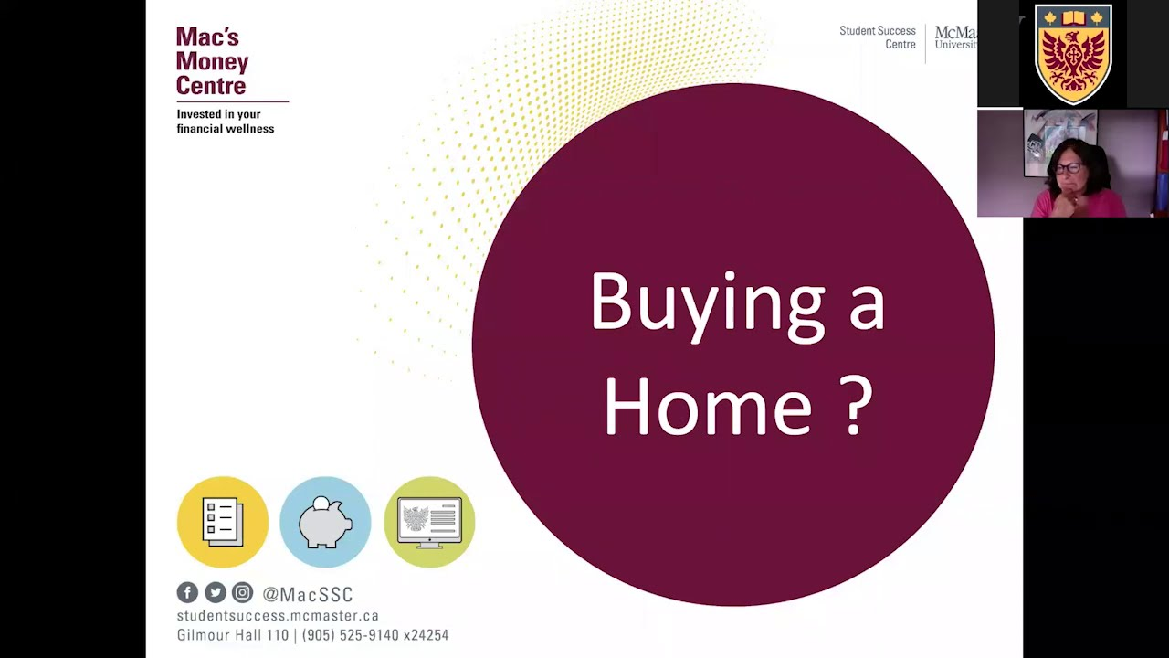 Image for Mac's Money Centre: Buying your First Home webinar