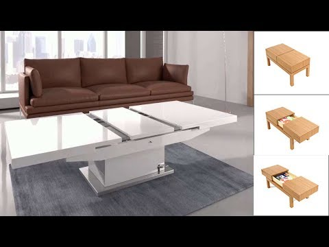 Great Space Saving Ideas | 6 Smart Table Furniture Compilation