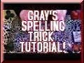 ♣EASY To LEARN, COOL CLASSIC Card Trick!♠Gray's Spelling Trick TUTORIAL + 6 DECK GIVEAWAY!!!