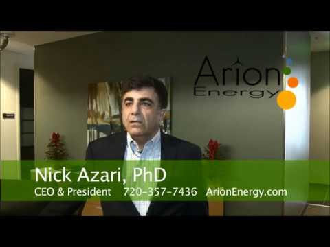 Arion Energy Informational Video