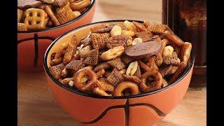 Buffalo Snack Mix Recipe