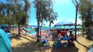 Piazzola Tende - Camping Telis a Tortolì, Sardegna - Video 360