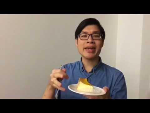 Review of Pablo cheese tart in Singapore