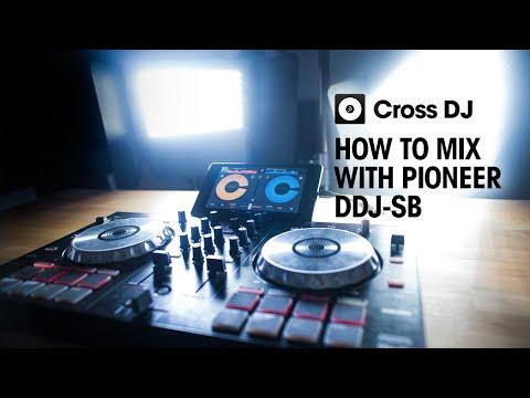 Cross DJ for Android | Pioneer DDJ-SB