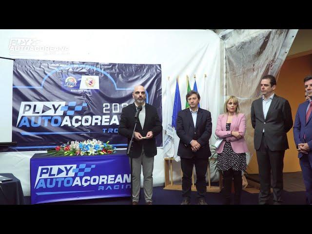 Apresentação Play AutoAçoreana Trophy 2020