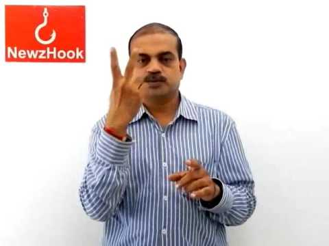 Sensex gains over 350 points, Nifty settles above 8700 - Sign Language News by NewzHook.com