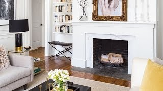 Interior Design — How To Add Modern Style To A Historical Home
