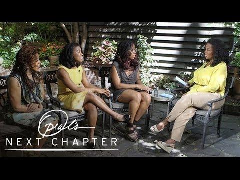 Nick Ashfords Daughters Remember Their Father  Oprahs Next Chapter  Oprah Winfrey Network