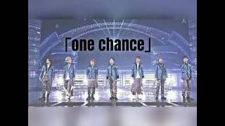 「one chance」
