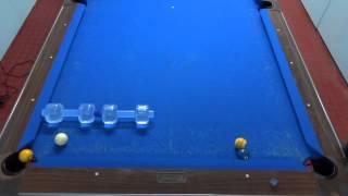 MMMBrothersのトリックショット第3弾です。 Trickshot: Artistic Pool ...