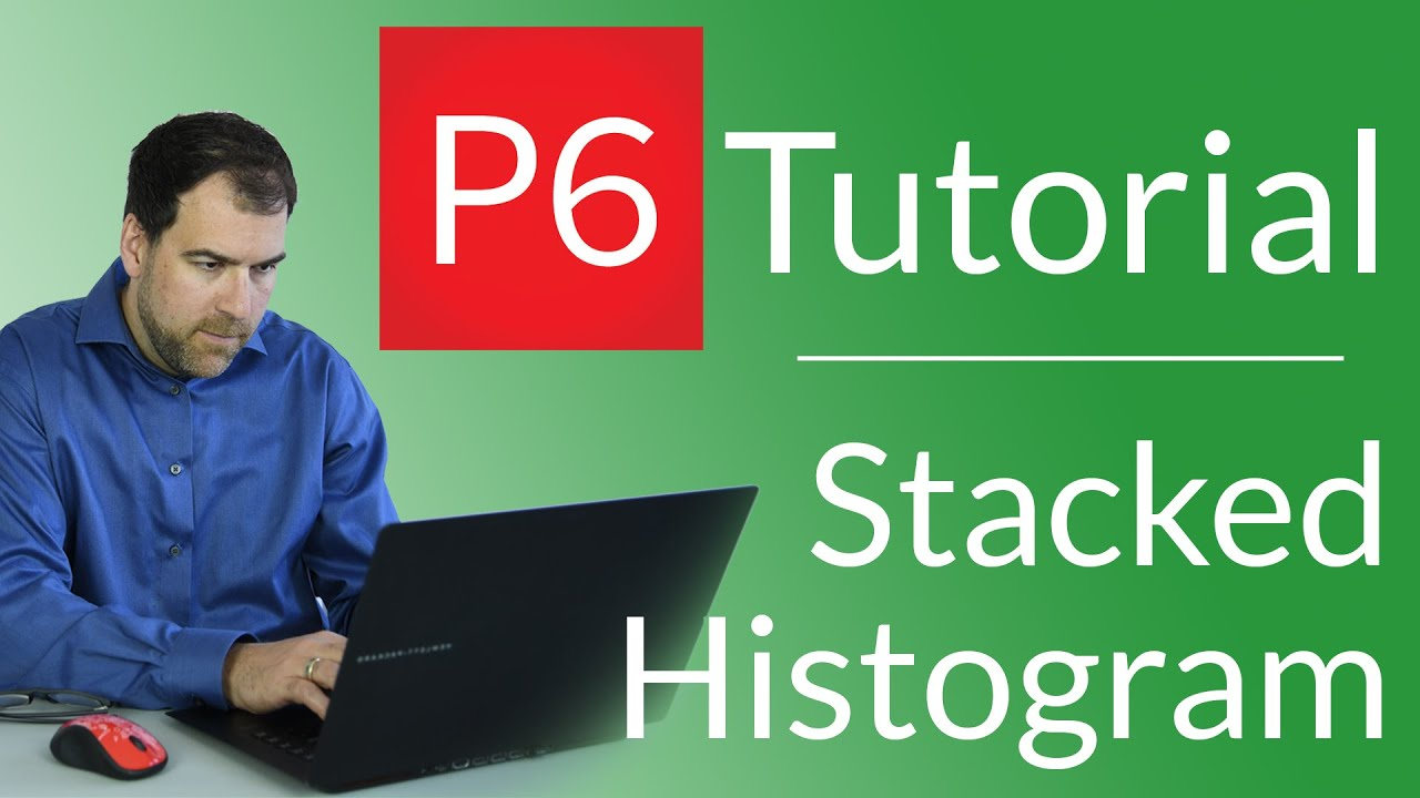 Primavera p6 tutorial building a stacked histogram youtube baditri Image collections
