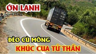 The Most Dangerous Cu Mong Pass in Vietnam