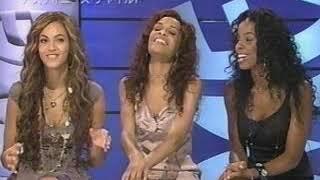 Destiny's Child singing Japanese Songs (Music Fair 21)