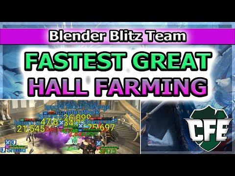 RAID Shadow Legends   Blitz Blender Arena Strat!   INSANE SPEED!