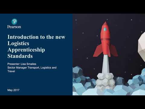 Logistics Apprenticeship Standards webinar