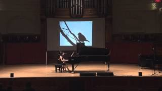 Phoebe Ng plays Messiaen Le traquet stapazin (excerpts)