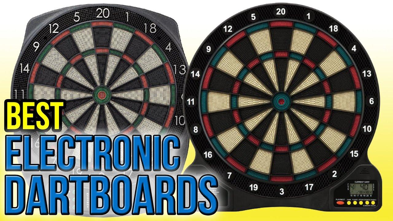6 Best Electronic Dartboards 2016 YouTube