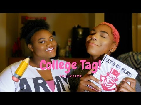 COLLEGE TAG! (AUSTIN PEAY EDITION)