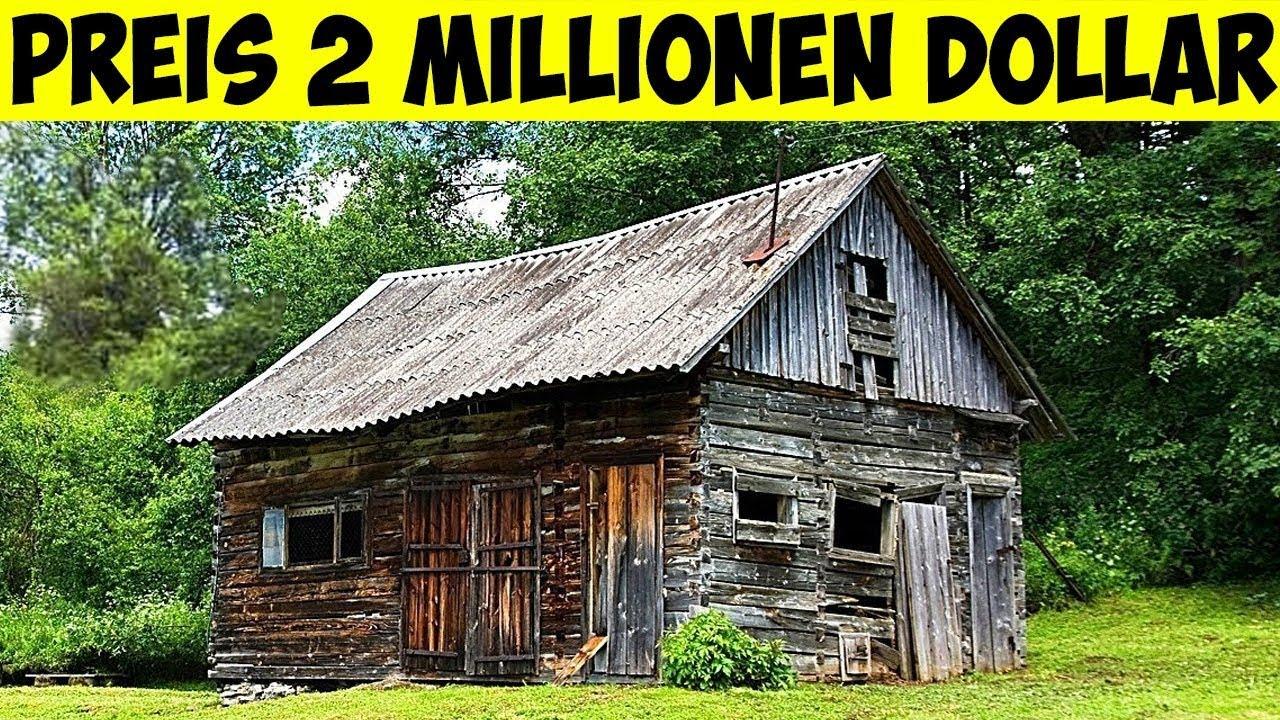 Die Leute lachten über die Kosten dieses Hauses, bis sie hineinschauten!