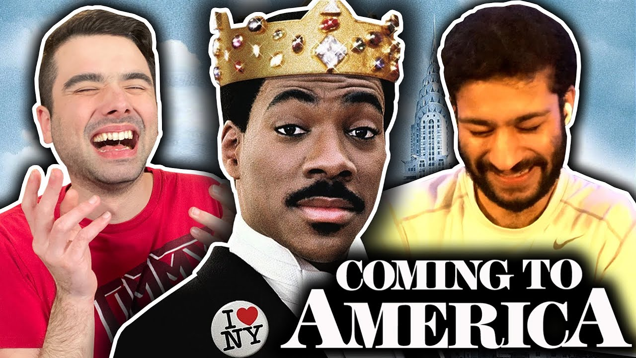 Download Coming to America (1988) Movie Reaction First Time Watching! ABSOLUTELY LOVE EDDIE MURPHY IN THIS!!
