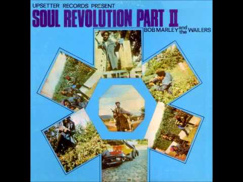 Bob Marley And The Wailers - Keep On Moving [Soul Revolution Part II 1971]
