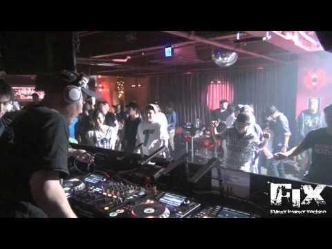 DJ ATT @ FIX#18 3rd anniversary,6 June 2015,R Lounge TOKYO