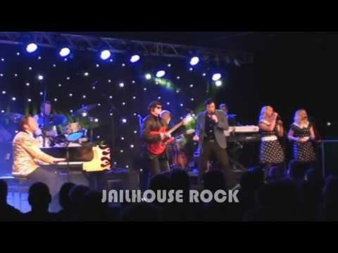 The Legends, Elvis Presley, Roy Orbison, Jerry Lee Lewis PROMO 2.0
