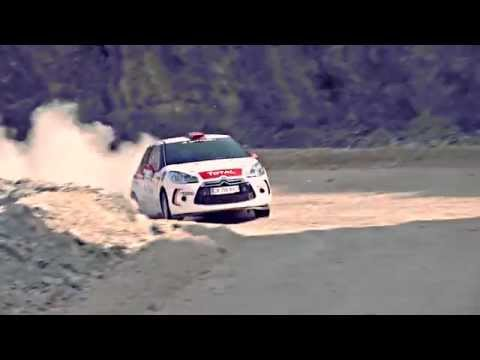 Abu Dhabi Racing In Oman Rally 2014 - Final