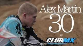 Alex Martin sand track CRASH